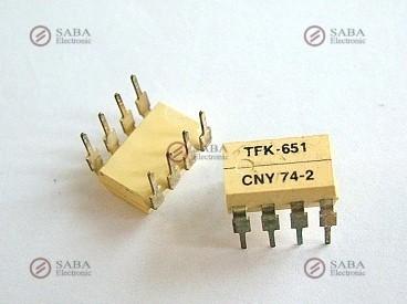 1 piece Transistor Output Optocouplers 8-Pin Optocoupler 2Ch Phototransistor