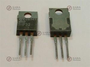 115V 6A PNP NF-L 65W BD244C TO220 N° 2 PNP ST